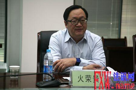 西安督察局杨璐局长会见甘肃省武威市委书记火荣贵一行