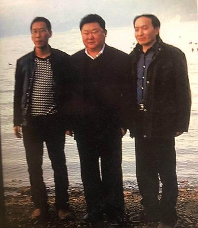 中铁十八局处级干部杨建科被亲表兄举报